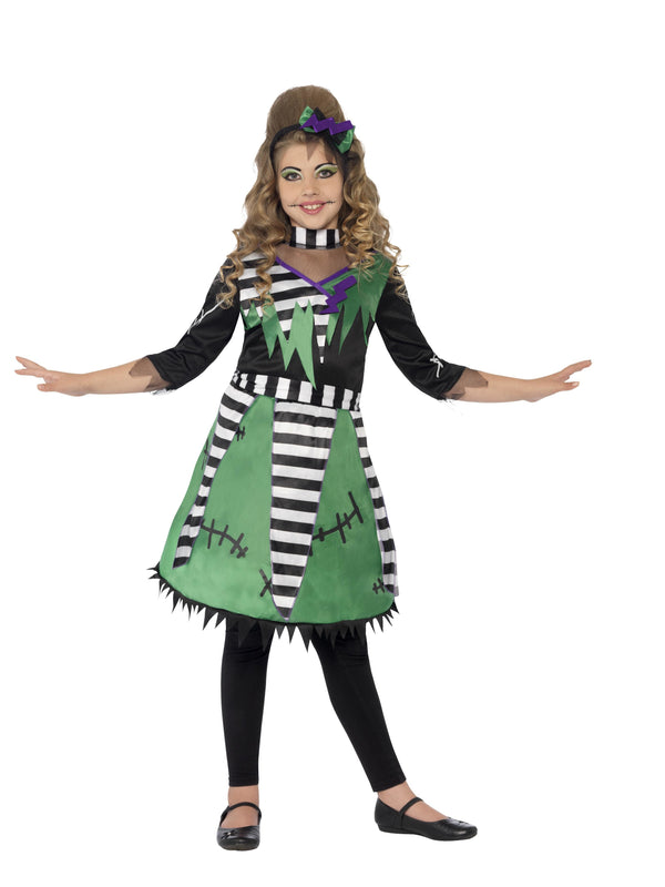 Frankie Girl Costume - Halloween