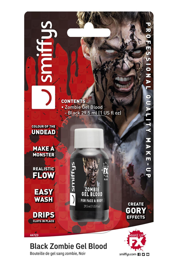 Zombie Gel Blood Bottle