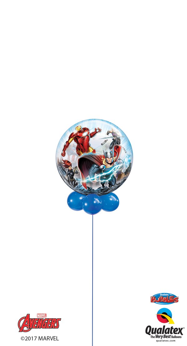 Marvel's Avengers Bubble