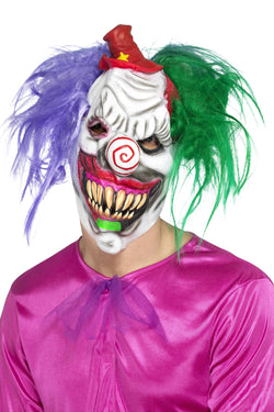 Kolorful Killer Klown Mask