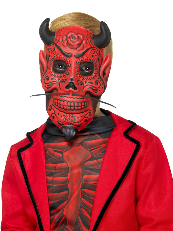 Day of the Dead Devil Mask, Childs