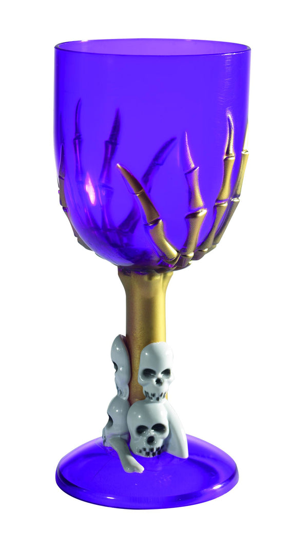 Gothic Wine Glass