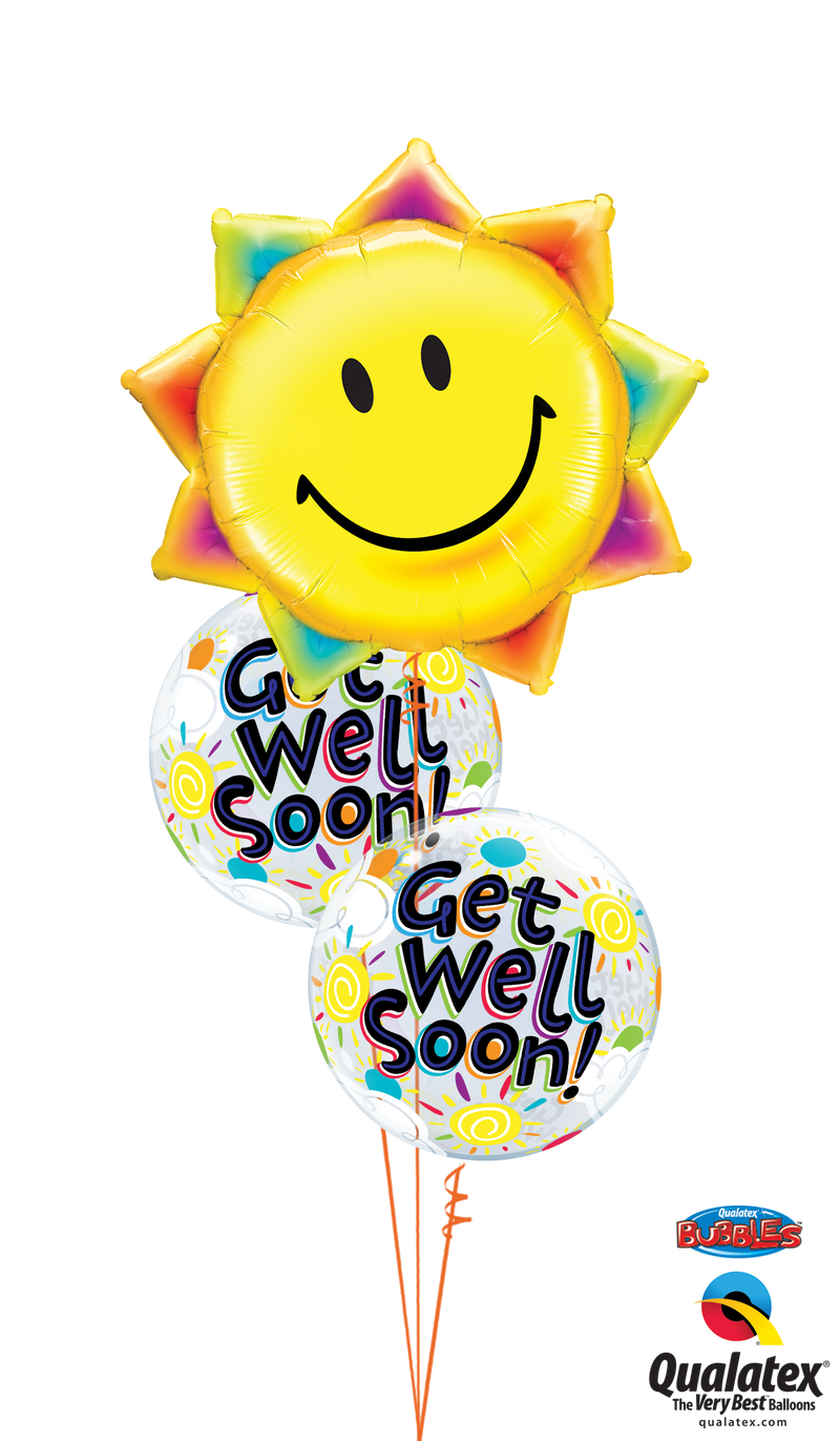 Sunny Well Wishes