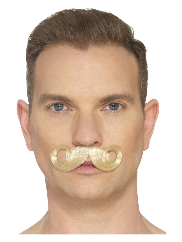 Copy of The Imperial Deluxe Moustache - Blonde