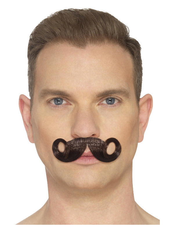 Copy of Copy of The Imperial Deluxe Moustache - Brown