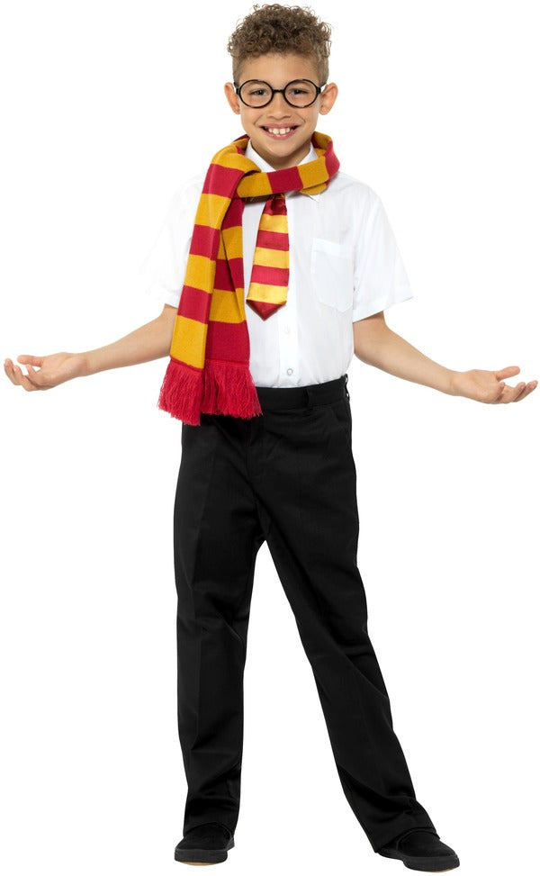 Schoolboy Wizard Kit
