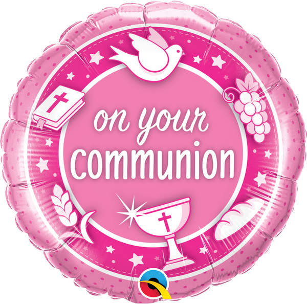 On Your Communion Mini - Choose Options