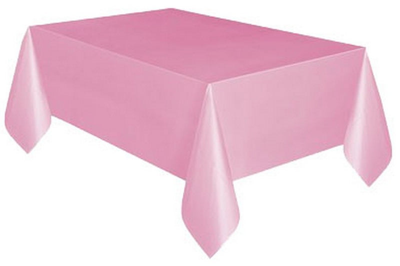 Pastel Pink Table Cover
