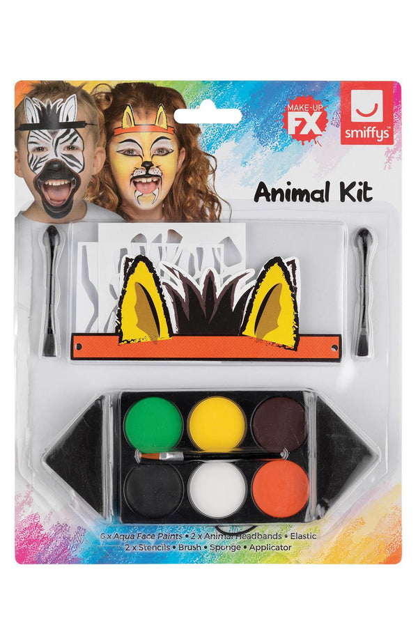 Make Up FX Animal Kit
