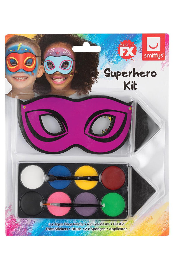 Make Up FX Superhero Kit