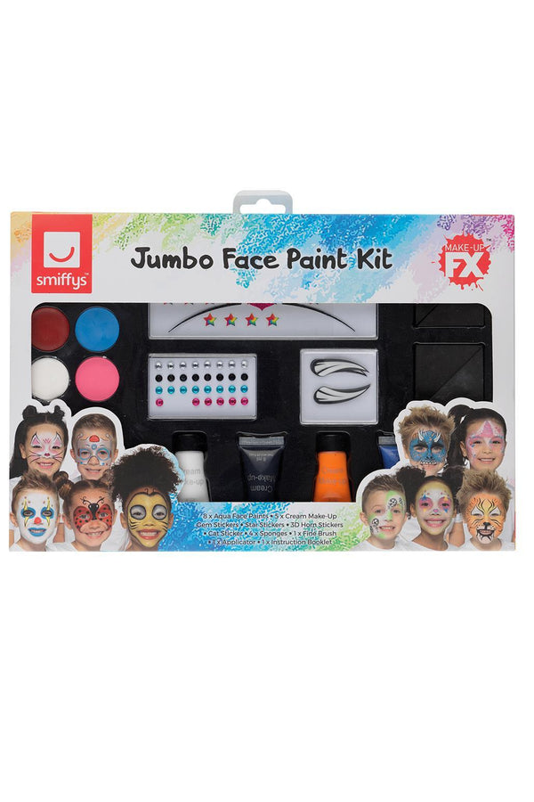 Make Up FX Jumbo Face Paint Kit