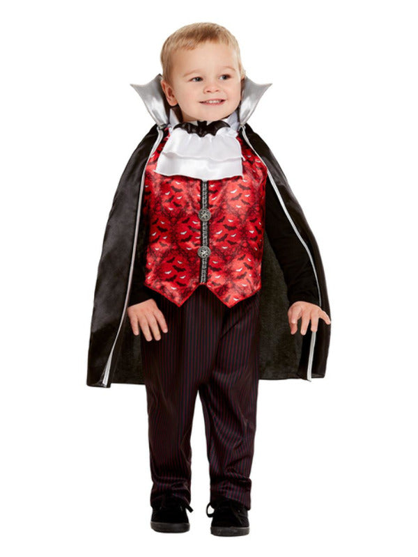 Toddler Vampire Costume - Halloween