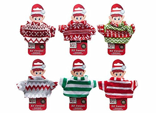 Elves Behavin' Badly - Elf Christmas Sweater