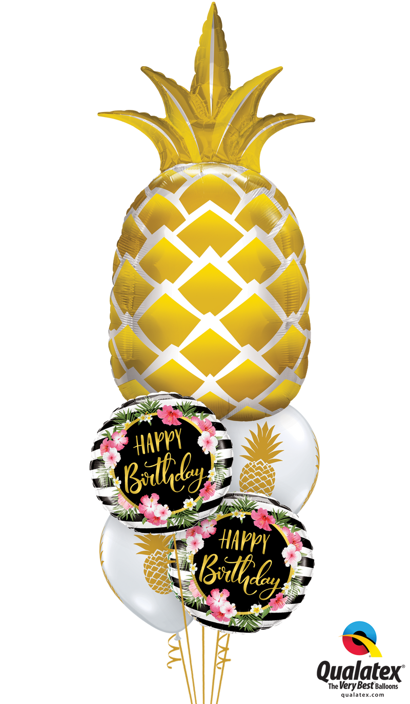 Pineappley Birthday