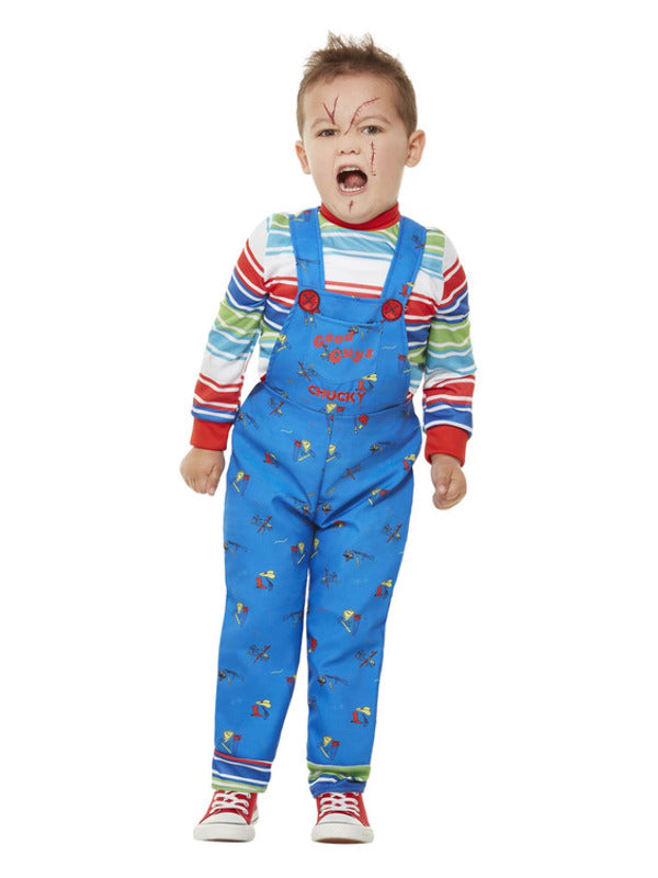 Chucky Kids Costume - Halloween