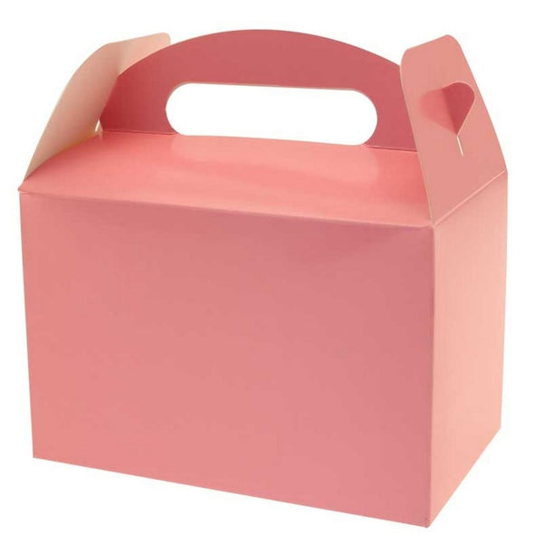 Party Box Pale Pink 6 Pack