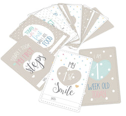 Oh Baby Milestone Cards