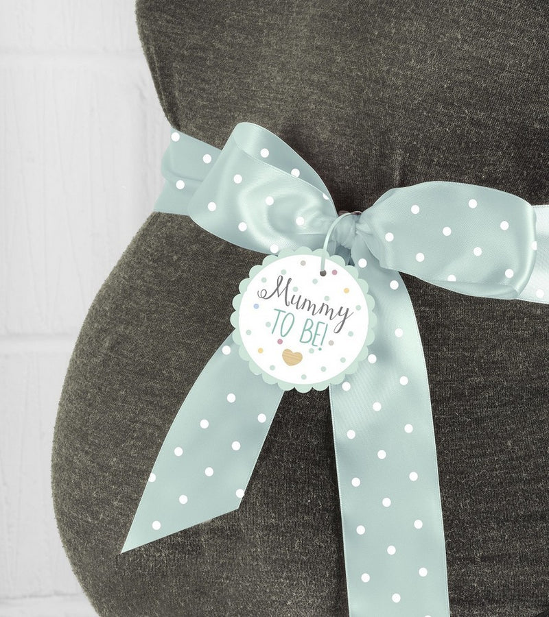 Oh Baby Mum To Be Bump Sash