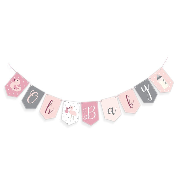 Oh Baby Bunting - Pink