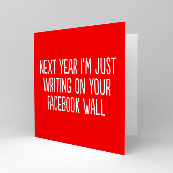 Next Year Facebook