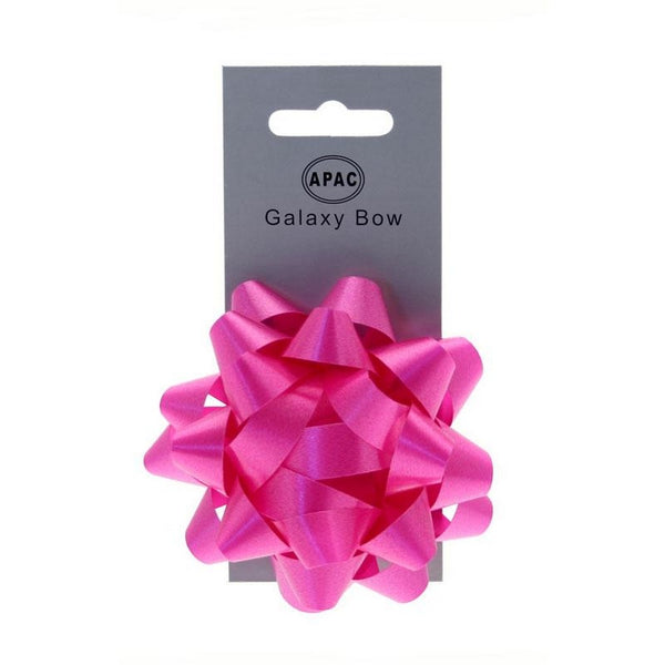 Cerise Medium Bow