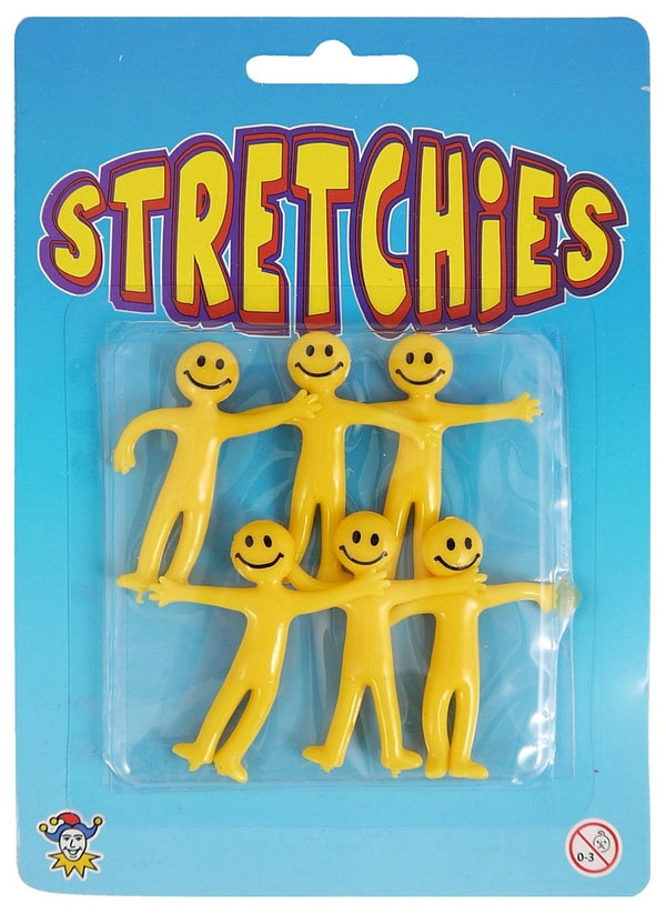 Stretchies x6