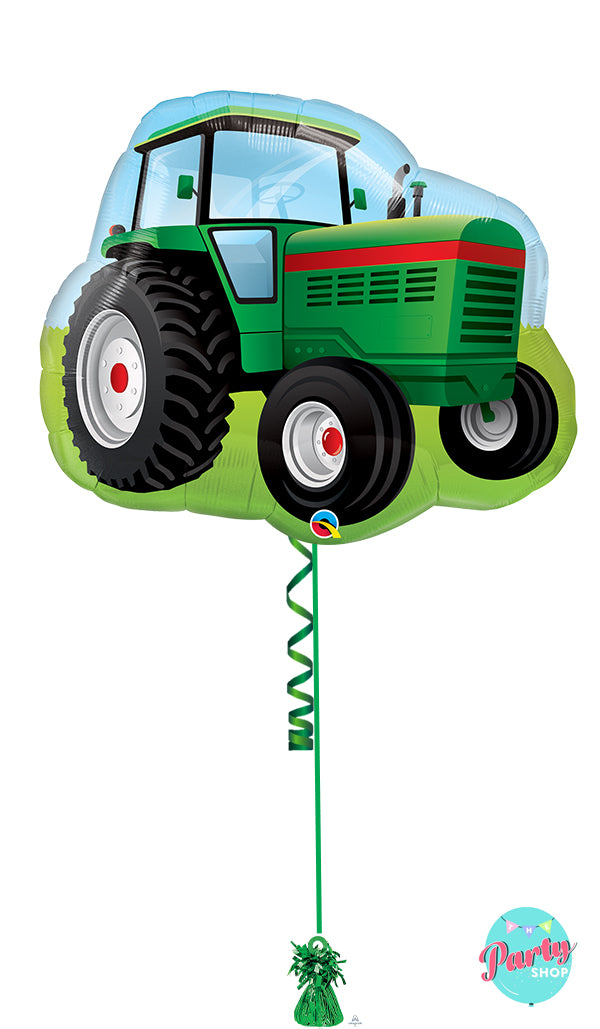 Super Shape Tractor