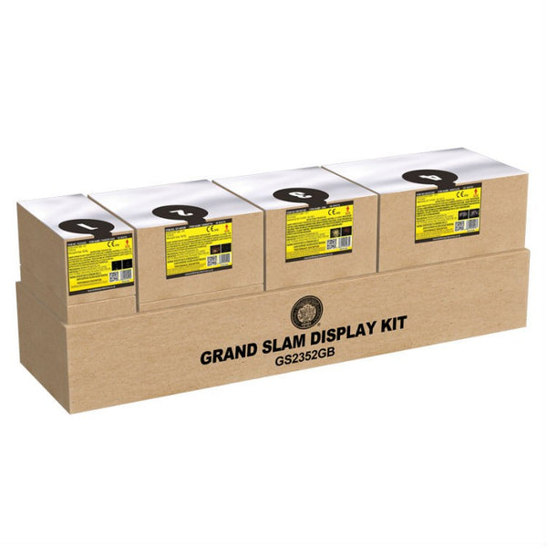 Grand Slam Display Kit - Firework