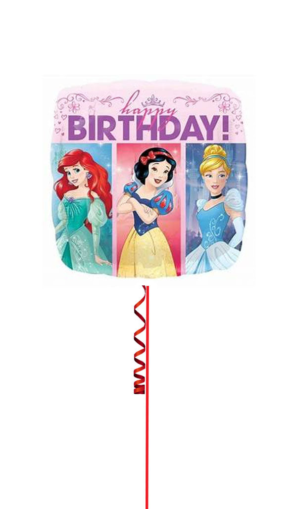 Inflated Disney Princess Foil