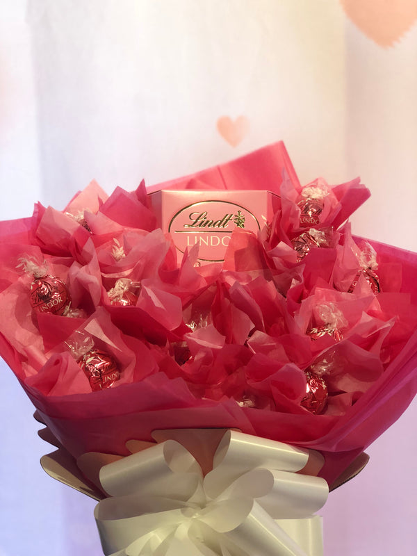 Strawberry Lindt Sweet Bouquet