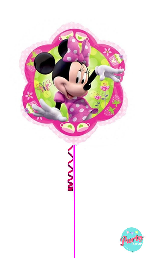 Inflated Minnie Mouse Foil