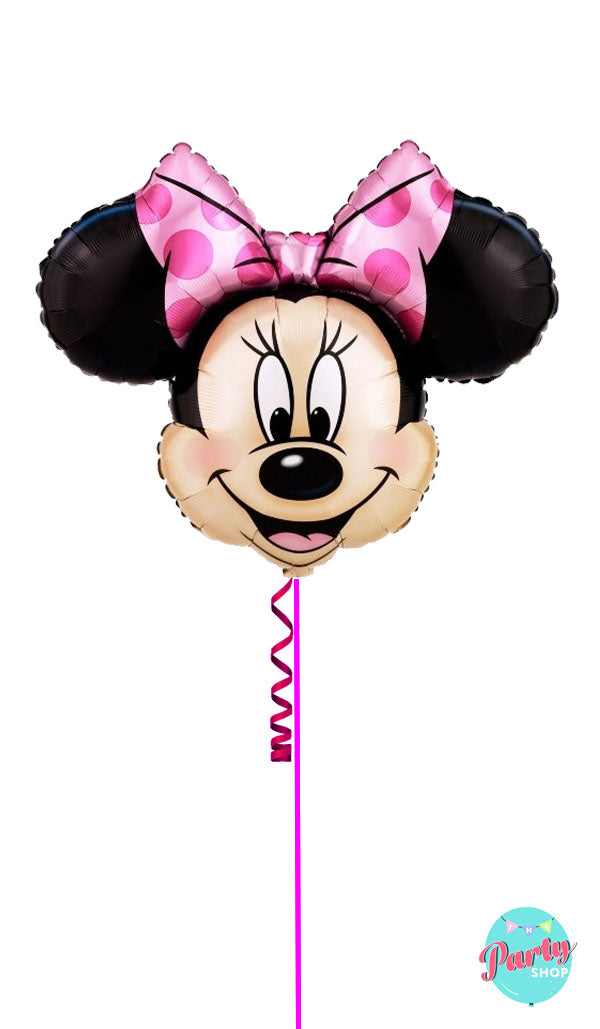 Inflated Minnie Mouse SuperShape