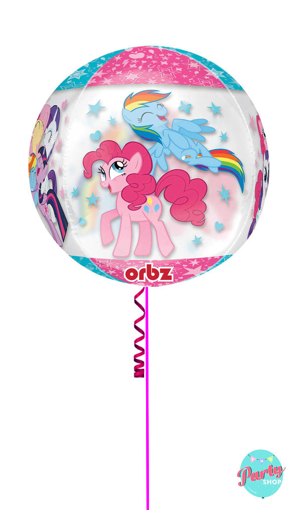 Inflated My Little Pony Orb