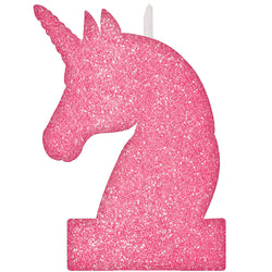 Unicorn Sparkle Candle