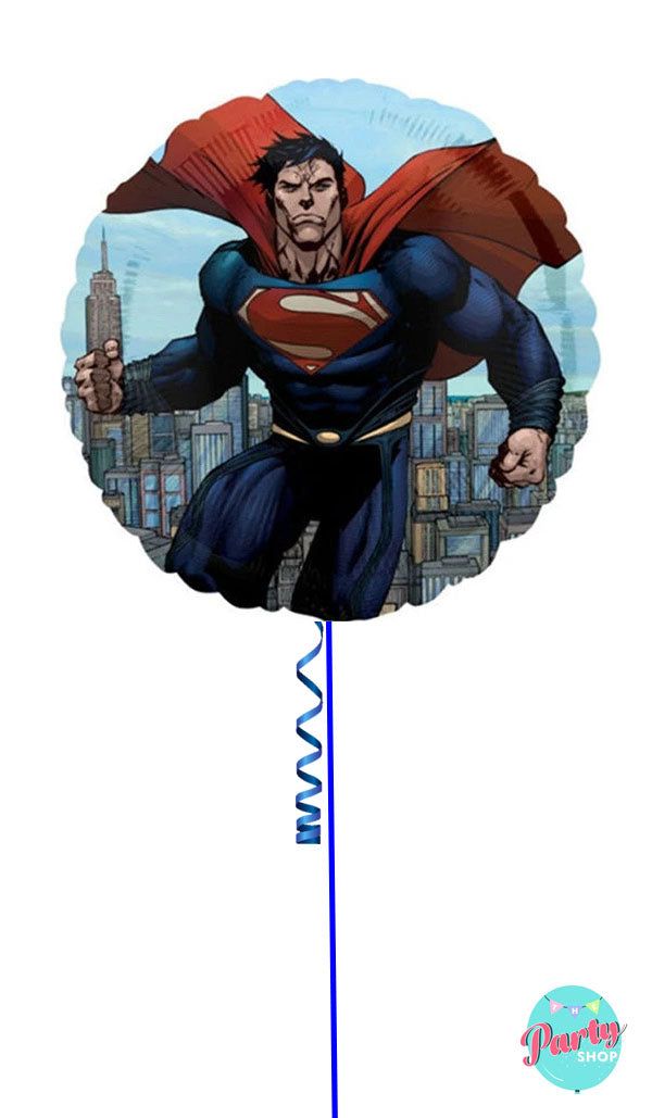 Inflated Superman Foil