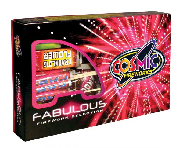 Fabulous Firework Selection Box