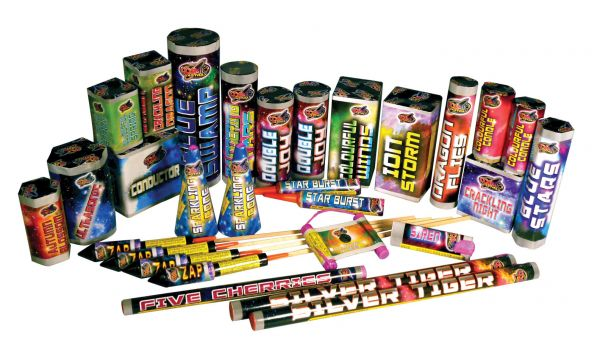 Fantastic Firework Selection Box