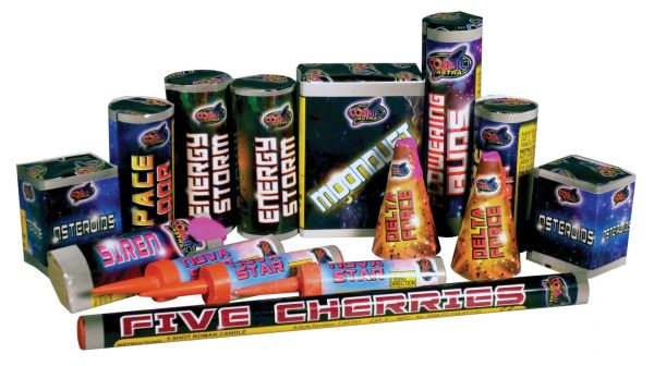 Ace Firework Selection Box