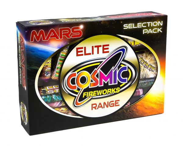 Mars Fireworks Selection Box
