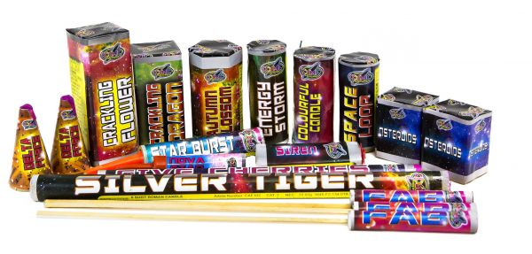 Amazing Firework Selection Box