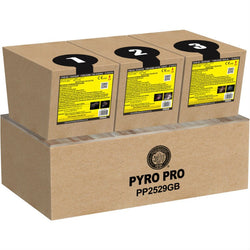 Pyro Pro Firework Display Kit