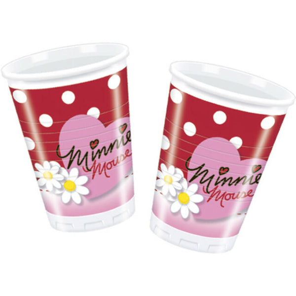 Minnie Mouse Party Cups