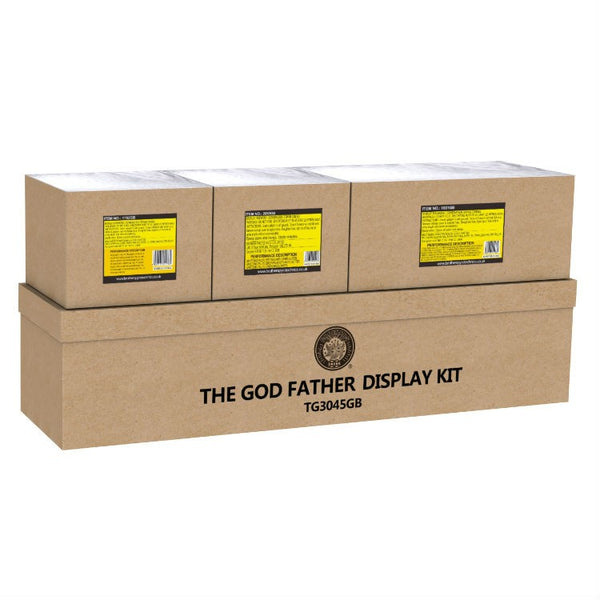 The God Father Display Kit - Firework