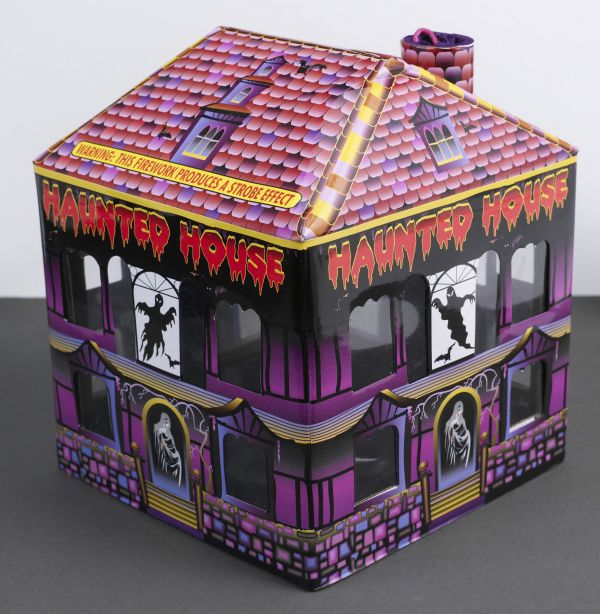 Haunted House Firework