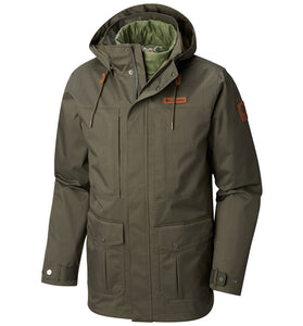 COLUMBIA HORIZONS PINE OMNI-HEAT 3-IN-1 INTERCHANGE JACKET - MEN'S
