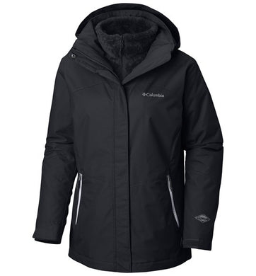 COLUMBIA BUGABOO II FLEECE INTERCHANGE JACKET - WOMEN'S