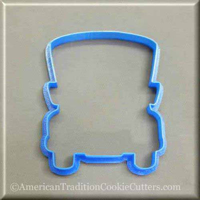 Transportation 3D Printed Plastic Cookie Cutters
