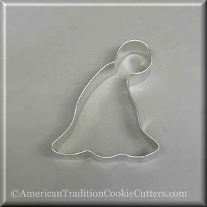 "3.75"" Elf, Party, Ski Hat Metal Cookie Cutter - American Tradition Cookie Cutters"
