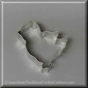 "2.5 ""Chick Metal Cookie Cutter - Cookie Cookie Cutters"