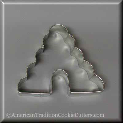 "4"" Bee Hive Metal Cookie Cutter - American Tradition Cookie Cutters"